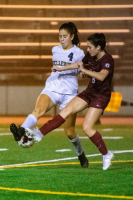 Gallery: Girls Soccer Bellevue @ Holy Names Academy